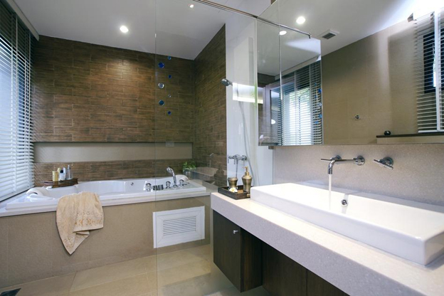 Big ideas to remodel small bathrooms home remodeling - Renovation salle de bains ...